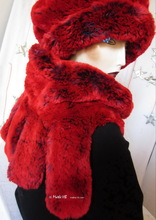 elegant shawl collar, red purple bolero, 2012-2013 winter