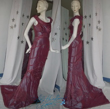 Ceremony dress, concert evening dress Amethyst